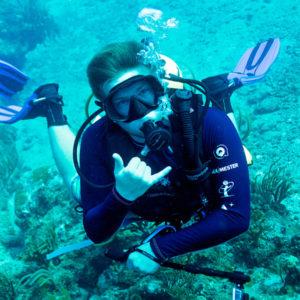 ActionQuest scuba program