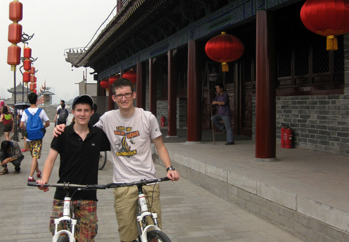 Group Travel Program In China 3