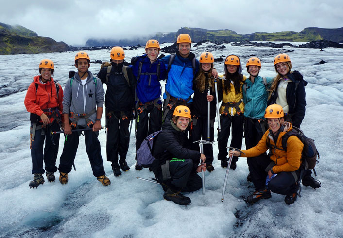 Group Travel Program In Iceland 2