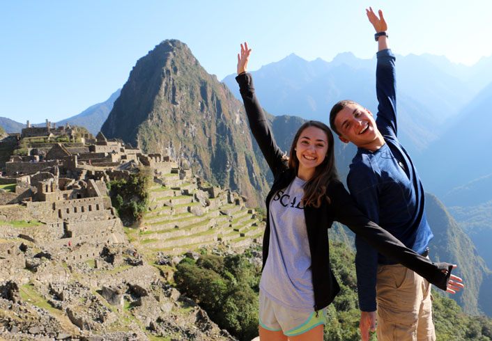 Group Travel Program In Peru 1